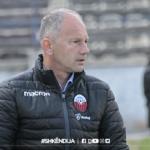 Trajneri Osmani flet pas triumfit me Makedonija Gj.P.